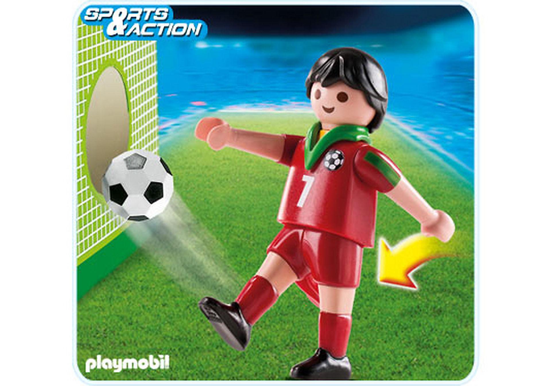 4734-A Fußballspieler Portugal zoom image1
