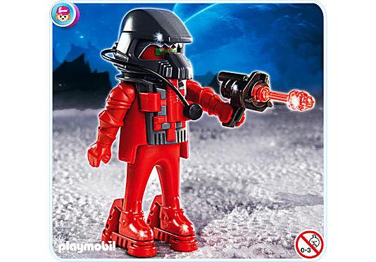 4741-A Robot de l'espace detail image 1