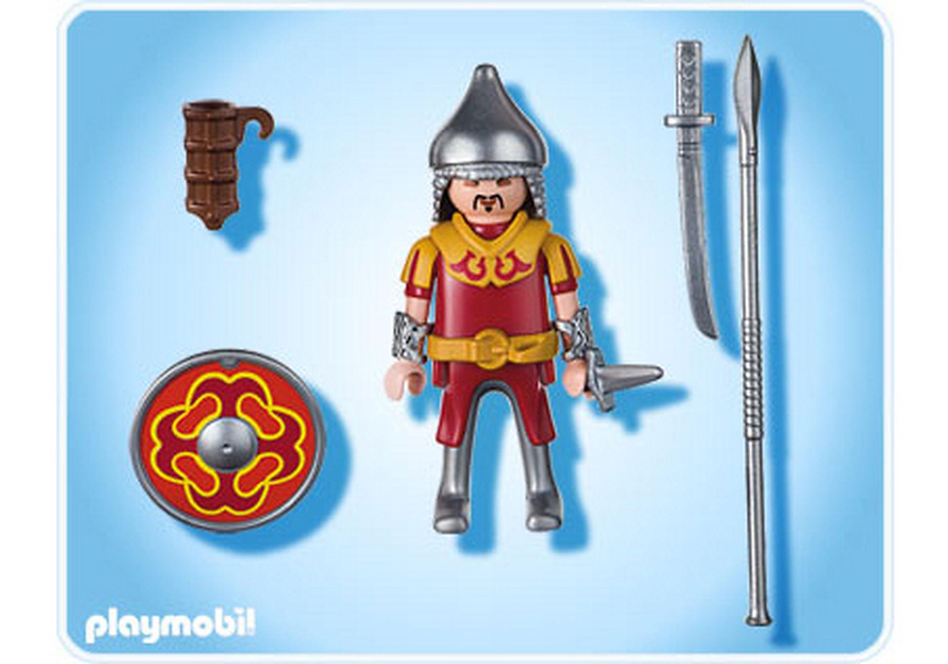 4745-A Mongolischer Krieger zoom image2