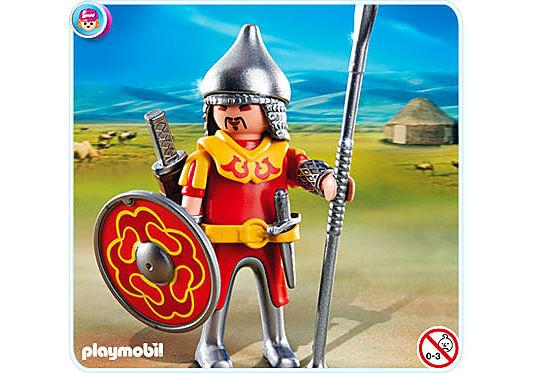 4745-A Mongolischer Krieger detail image 1