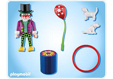 4760-A Clown mit Hundedressur  detail image 2