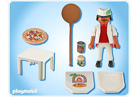 4766-A Pizzabäcker detail image 2
