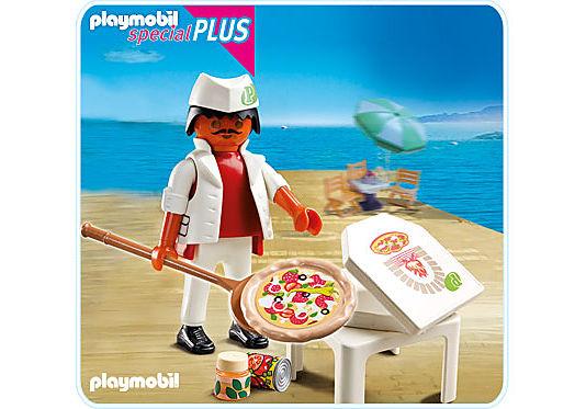 4766-A Pizzabäcker detail image 1