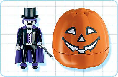 4772-A HalloweenSet - Vampir detail image 2