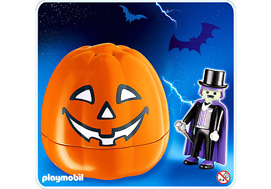 4772-A HalloweenSet - Vampir detail image 1