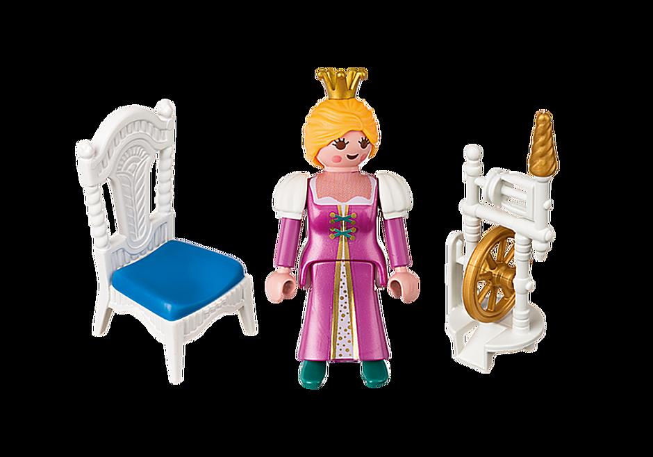 4790 Принцесса с прялкой detail image 3