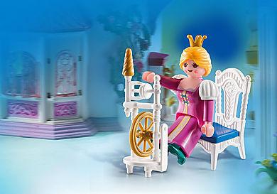 4790 Принцесса с прялкой