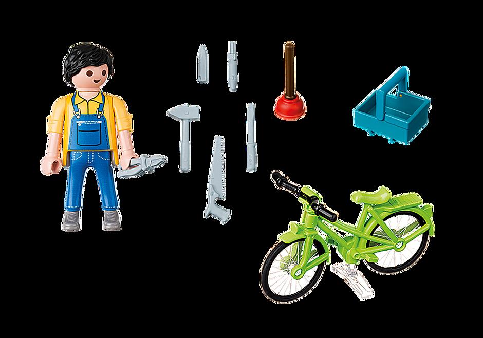 http://media.playmobil.com/i/playmobil/4791_product_box_back/Empleado de Mantenimiento