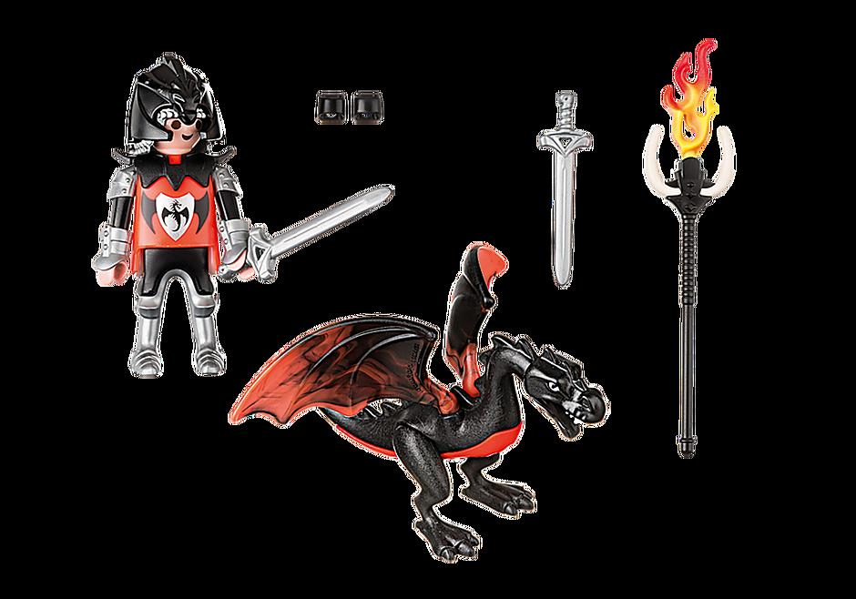 4793 Рыцарь с Драконом detail image 3