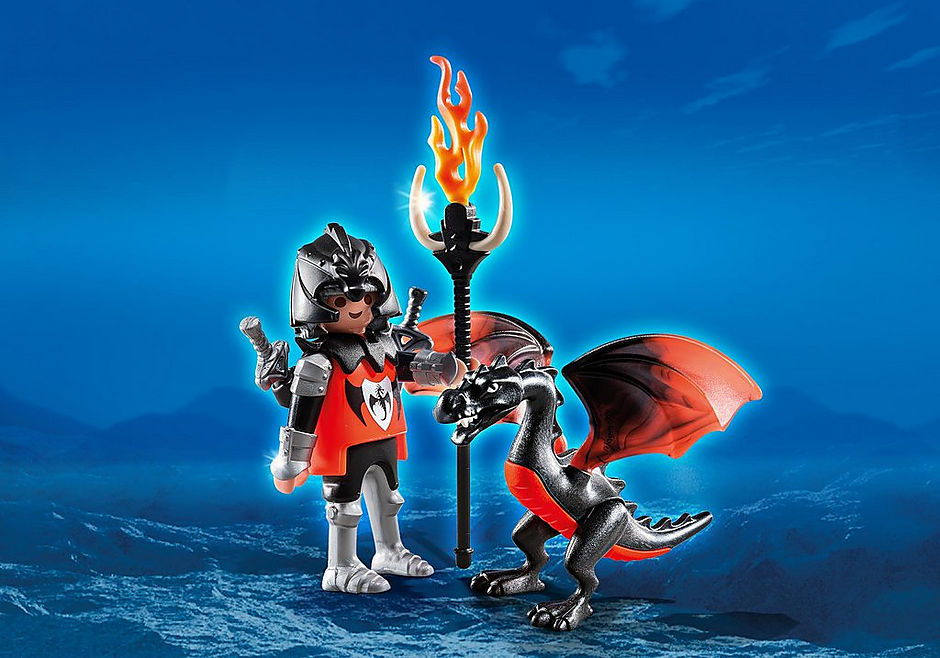 4793 Рыцарь с Драконом detail image 1