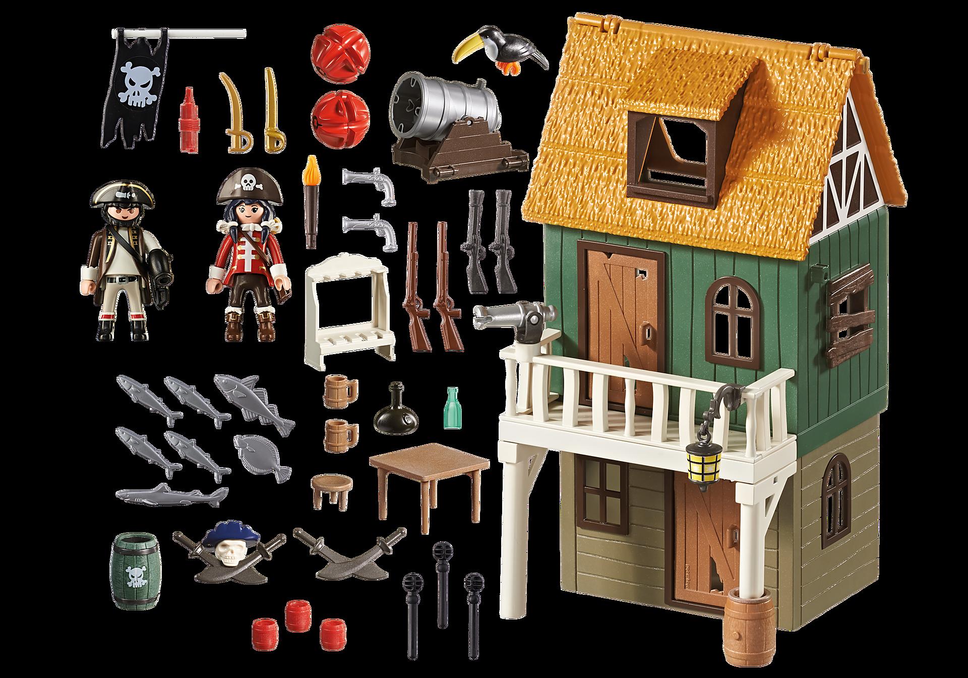 http://media.playmobil.com/i/playmobil/4796_product_box_back/Замаскированный Пиратский Форт с Руби