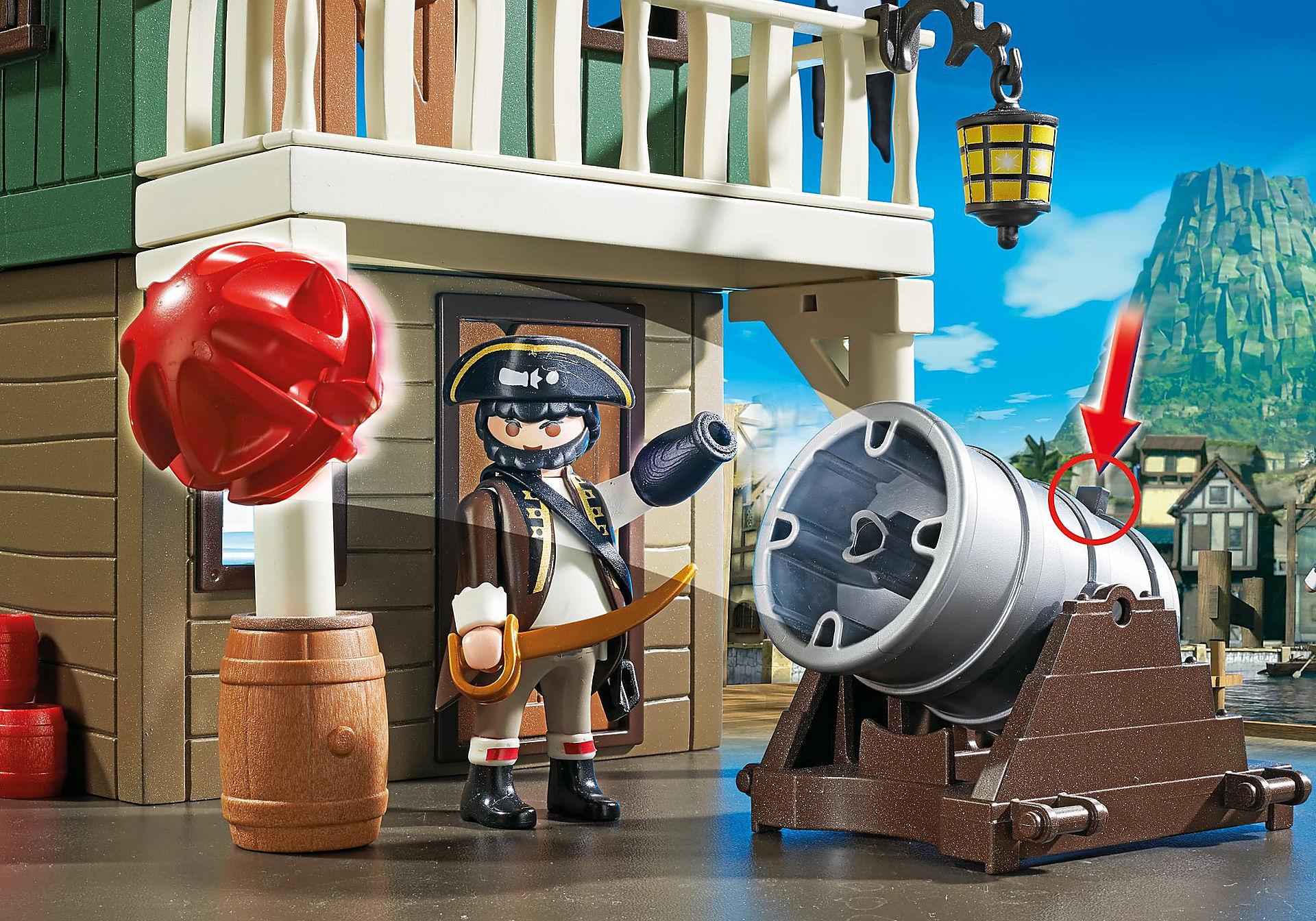 http://media.playmobil.com/i/playmobil/4796_product_extra1/Замаскированный Пиратский Форт с Руби