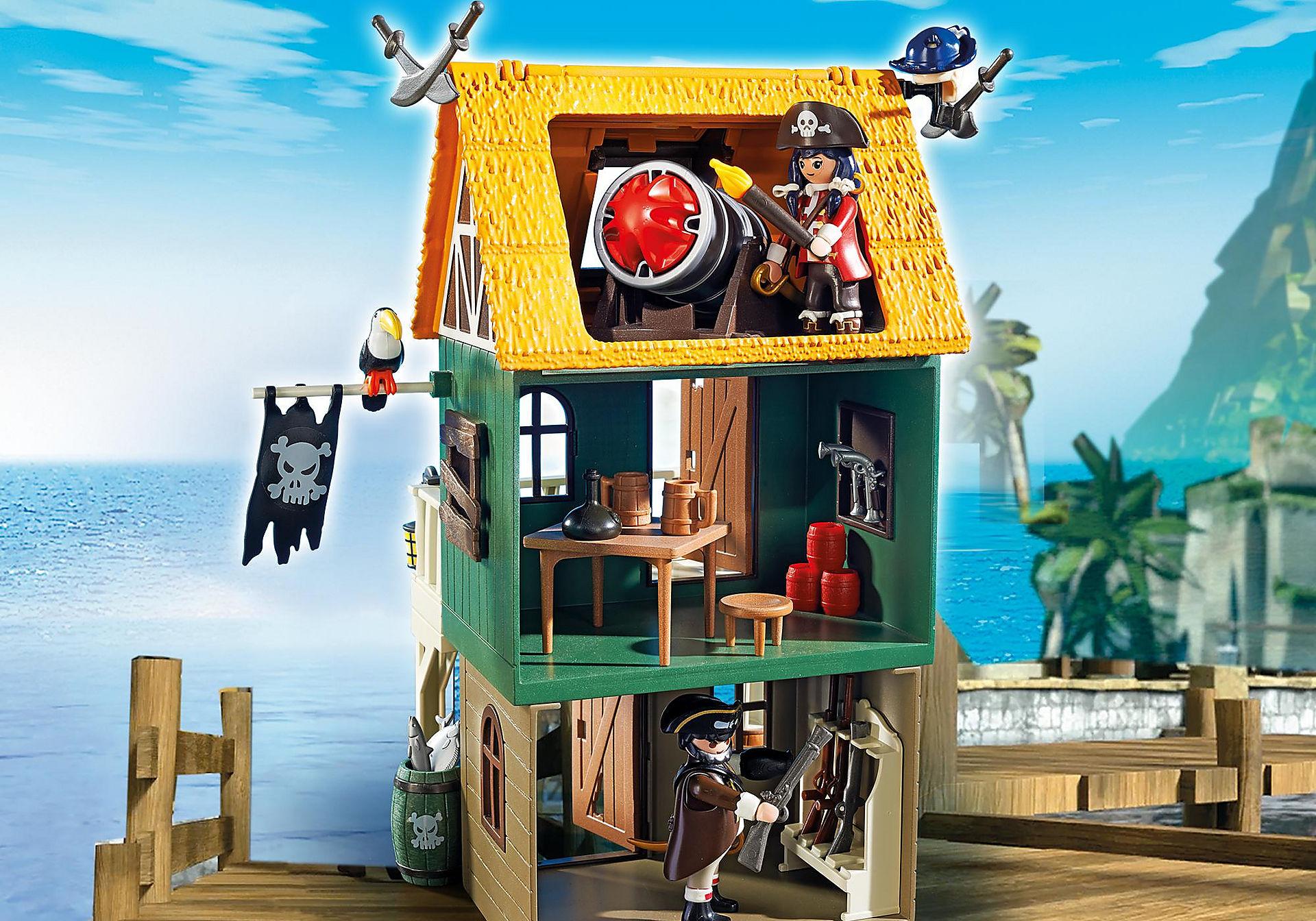 http://media.playmobil.com/i/playmobil/4796_product_extra2/Замаскированный Пиратский Форт с Руби