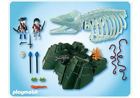 4803-A Squelette de baleine detail image 2