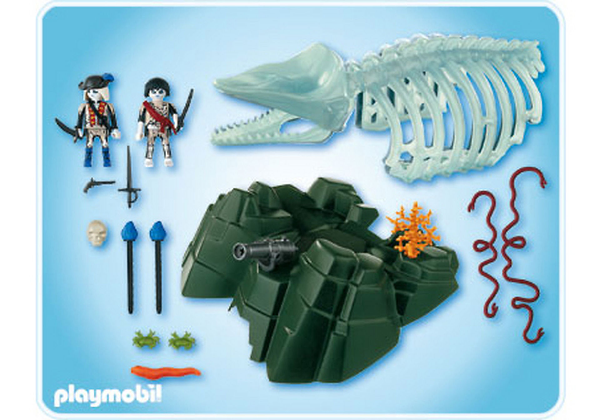 4803-A Squelette de baleine zoom image2