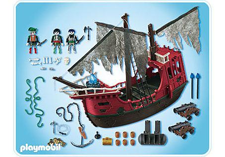 4806-A Geisterpiratenschiff detail image 2