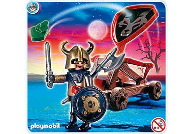 4812-A Chevaliers des loups et catapulte