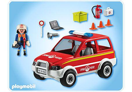 4822-A Feuerwehr-Kommandowagen detail image 2