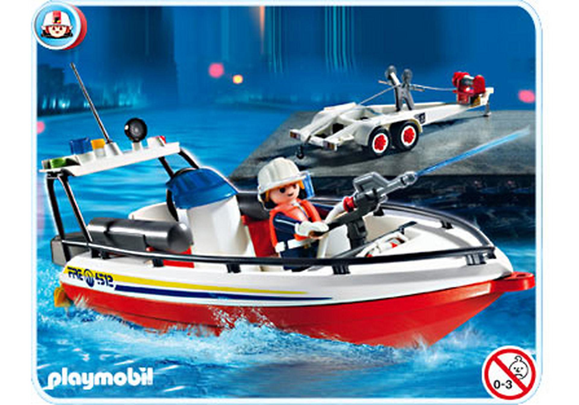 4823-A Feuerwehrboot zoom image1