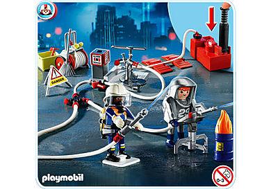 4825-A Pompiers et matériel d'incendie