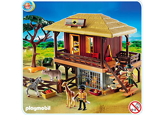 4826-A Wildtierpflegestation detail image 1
