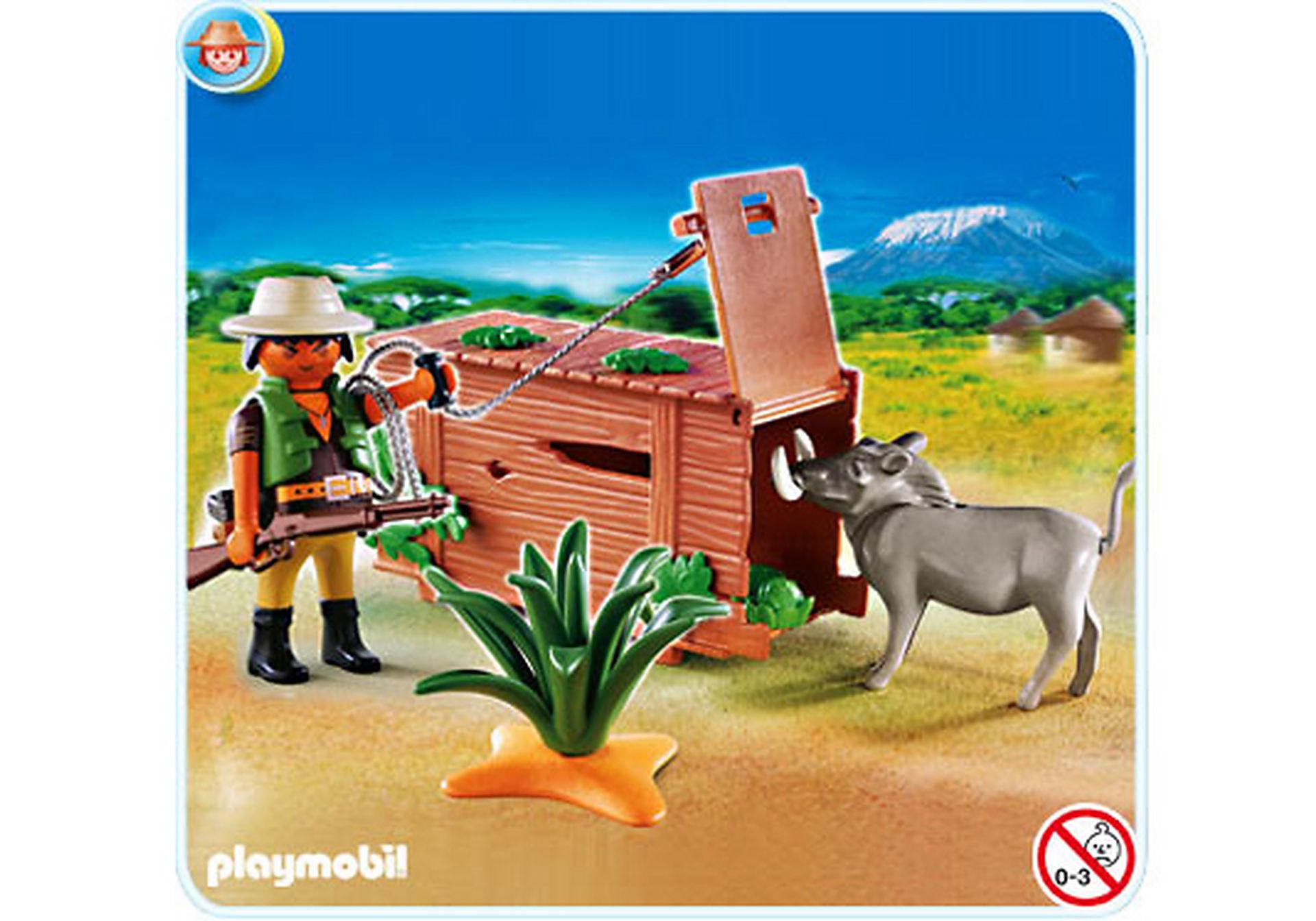 http://media.playmobil.com/i/playmobil/4833-A_product_detail/Chasseur avec piège