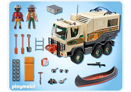 4839-A Adventure Truck detail image 2
