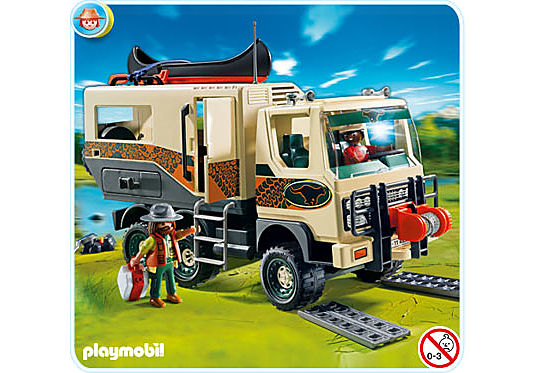4839-A Adventure Truck detail image 1