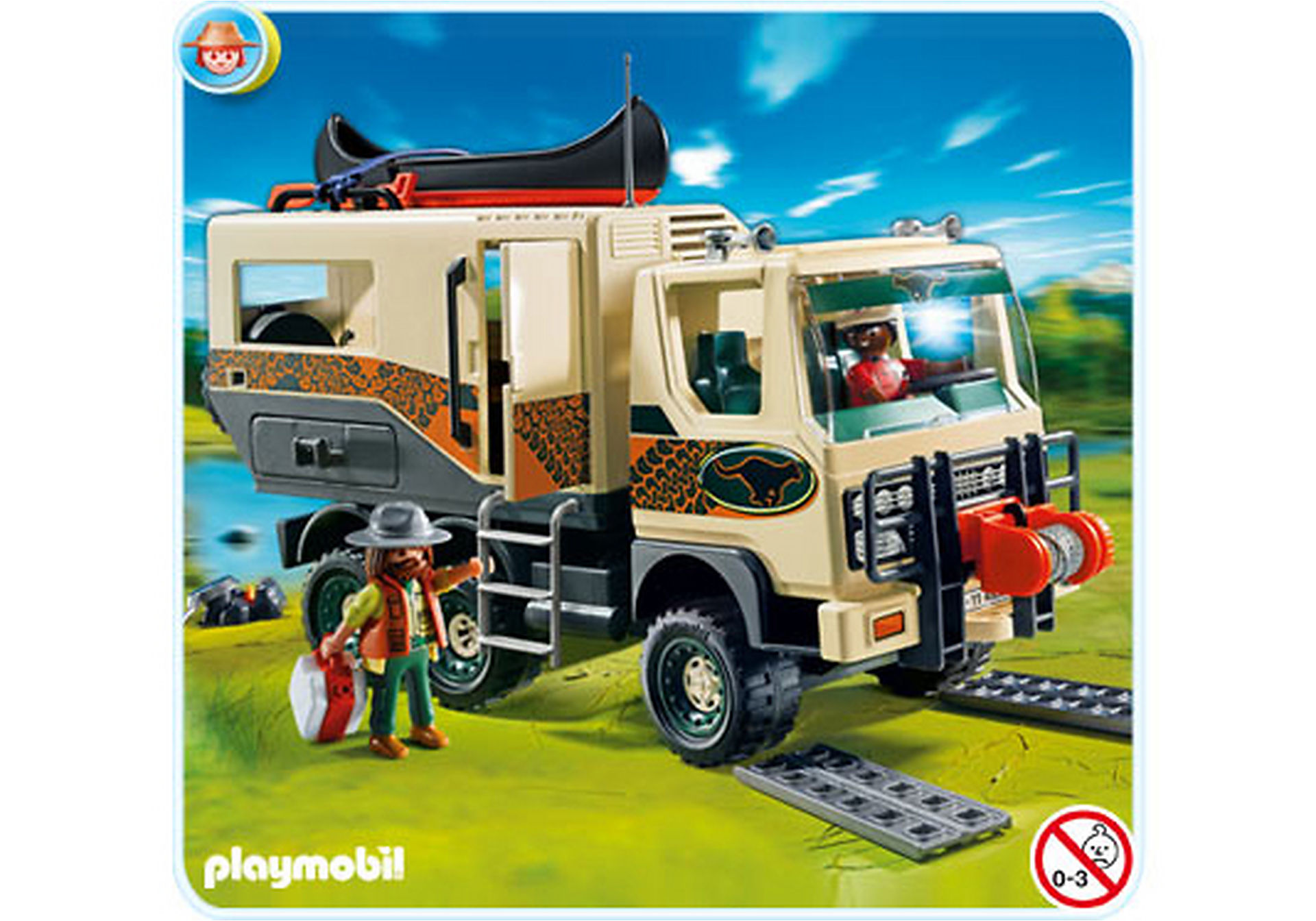 4839-A Adventure Truck zoom image1