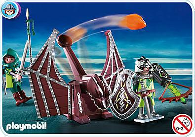 4840-A Drachenkatapult detail image 1