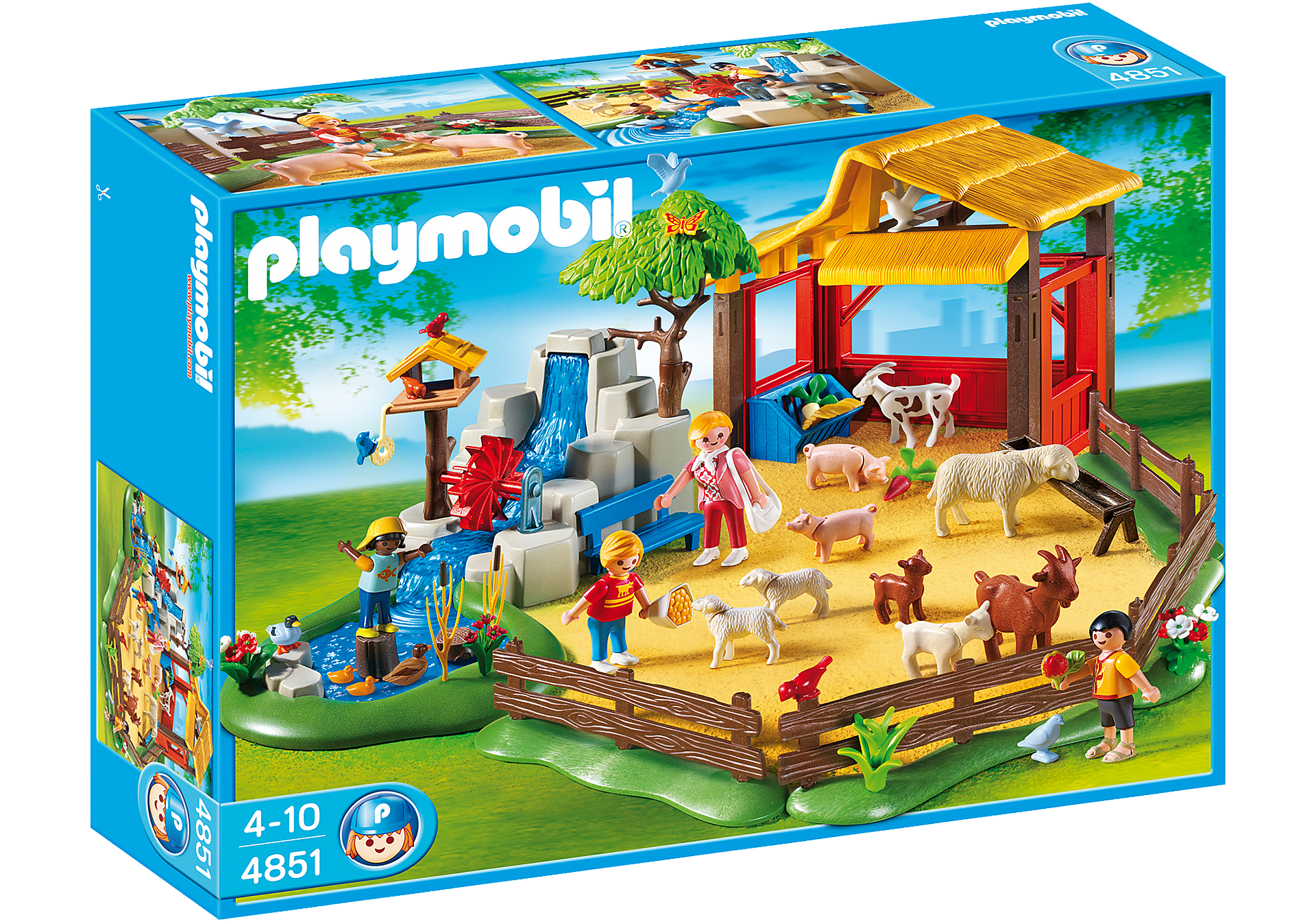 http://media.playmobil.com/i/playmobil/4851_product_box_front/Children´s Zoo