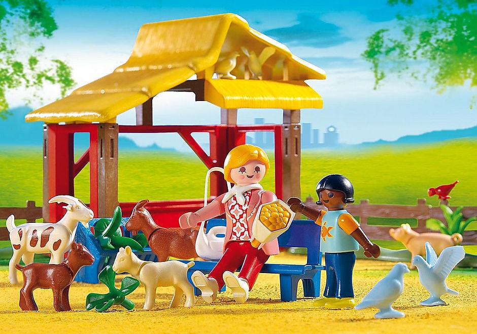 4851 Parc animalier avec famille detail image 7