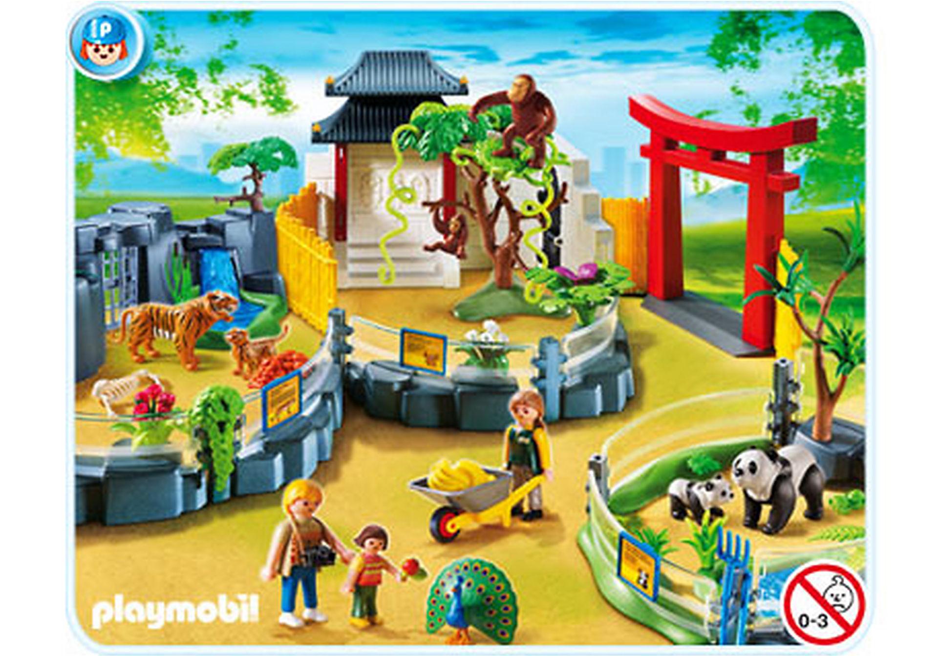 4852-A Jardin zoologique asiatique zoom image1