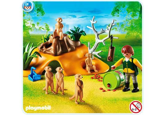 playmobil erdmännchen