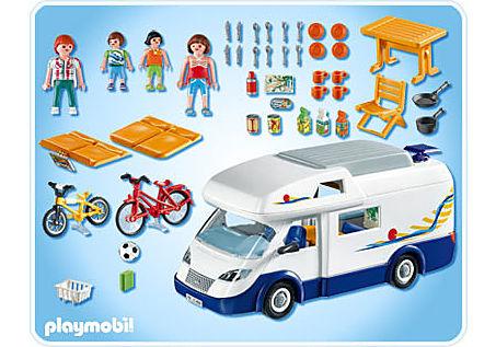 4859-A Familien-Wohnmobil detail image 2