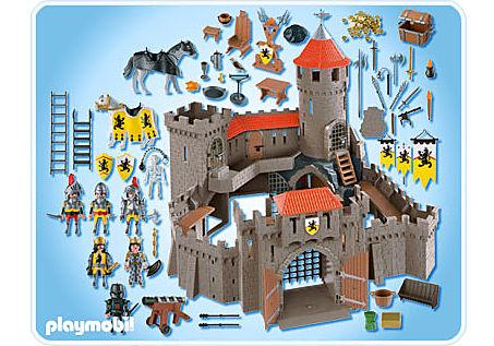 4865-A Große Löwenritterburg detail image 2