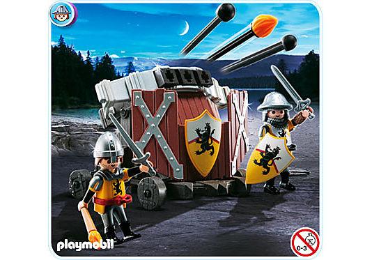 http://media.playmobil.com/i/playmobil/4867-A_product_detail/Baliste à 3 projectiles et chevaliers du Lion