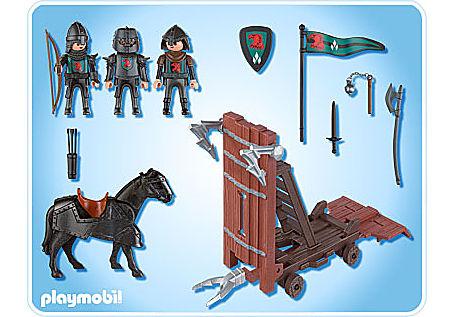 4869-A Chariot d`assaut des chevaliers du Faucon detail image 2