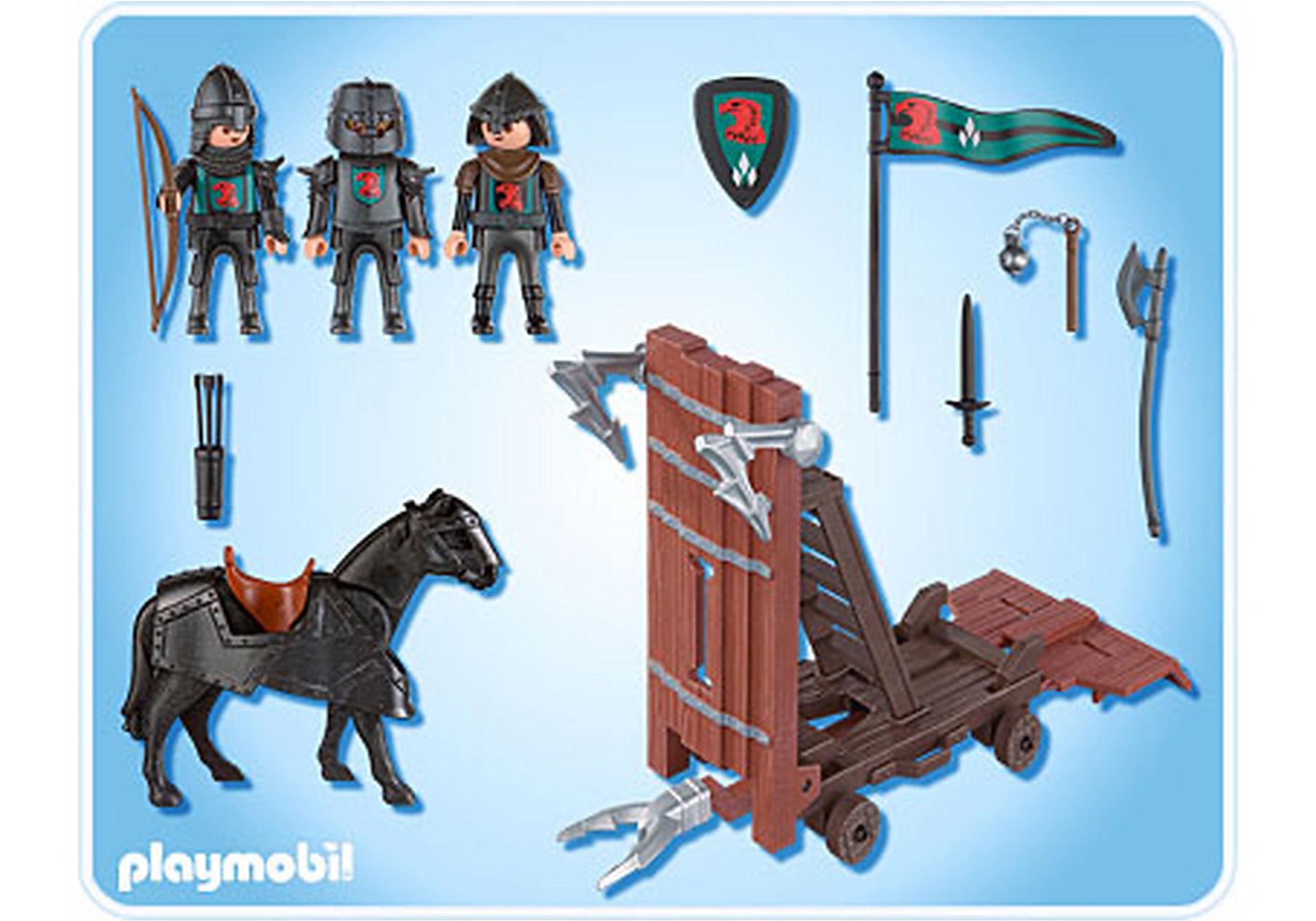4869-A Chariot d`assaut des chevaliers du Faucon zoom image2