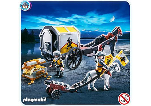 4874-A Goldtransport der Löwenritter detail image 1