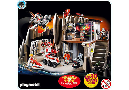 http://media.playmobil.com/i/playmobil/4875-A_product_detail/Quartier général des Agents Secrets avec système d`alarme