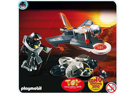 4877-A Agenten-Detektorjet detail image 1