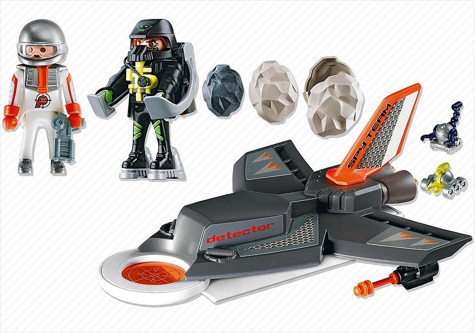 4877 Secret Agent Detection Jet detail image 3