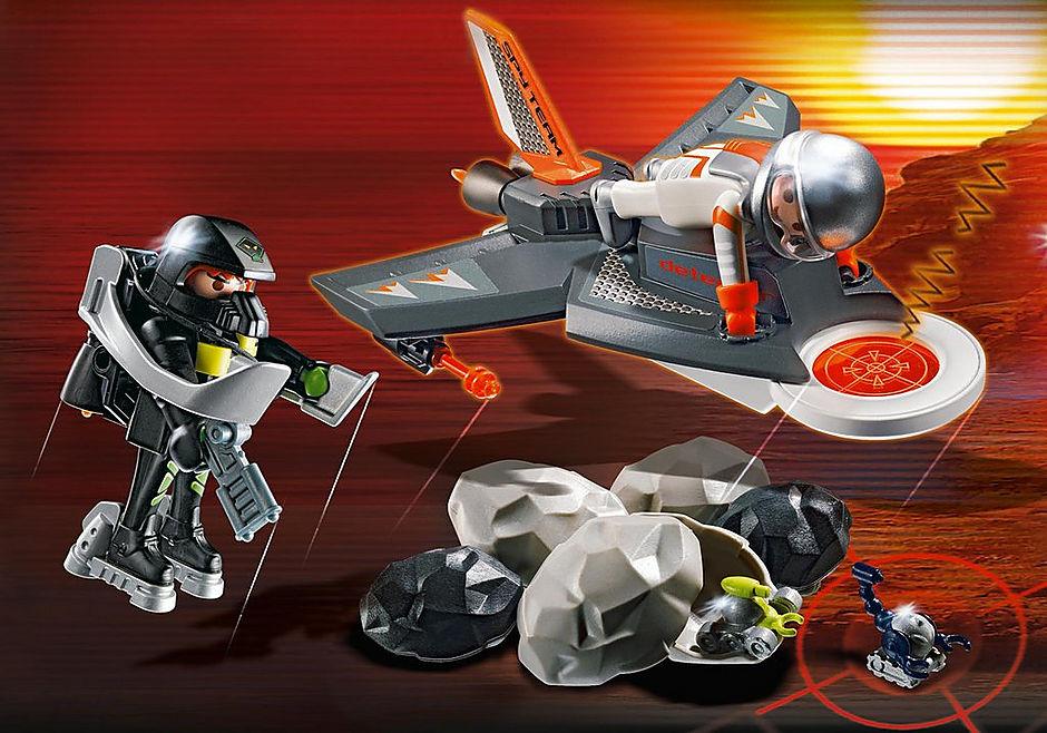4877 Secret Agent Detection Jet detail image 1