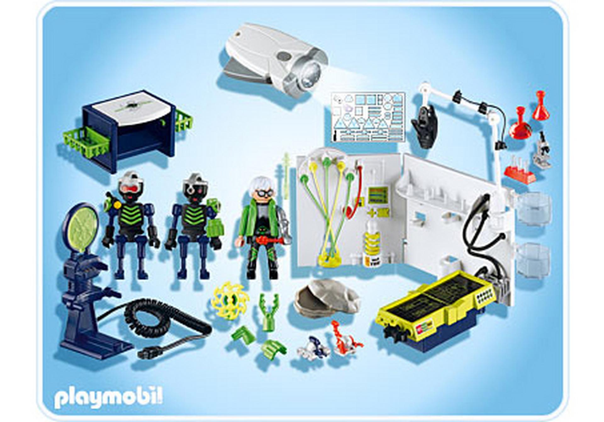 Playmobil Labor