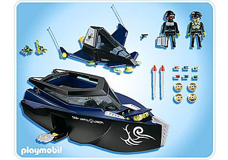 4882-A Robo-Gangster Turbokampfschiff detail image 2
