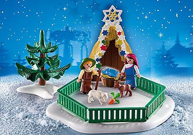 4885 Nativity Scene