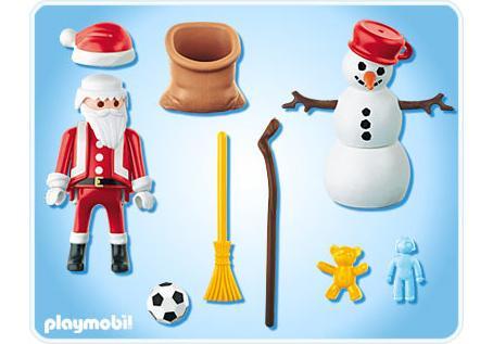 http://media.playmobil.com/i/playmobil/4890-A_product_box_back/Père Noël et bonhomme de neige