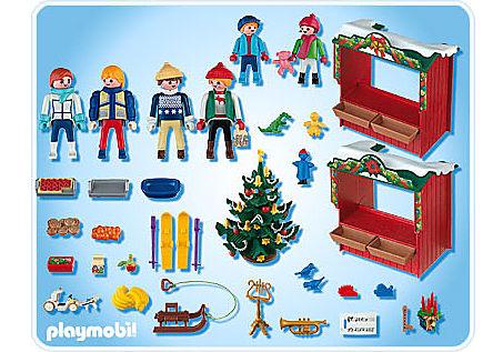 4891-A Weihnachtsmarkt detail image 2