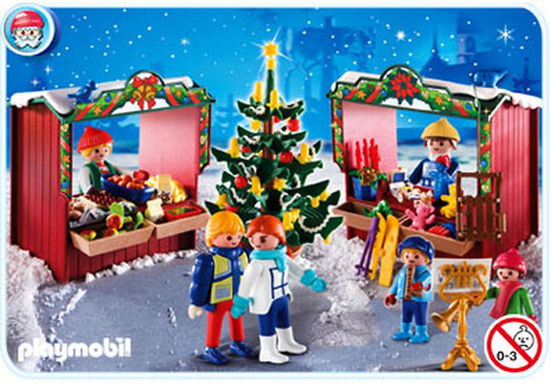 4891-A Marché de Noël zoom image1